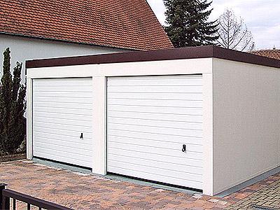pressenachricht warum eine doppelgarage oder gro raumgarage mit exklusiv garagen bauen. Black Bedroom Furniture Sets. Home Design Ideas