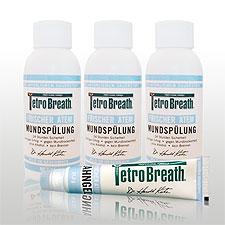 Frischer Atem -- Mundgeruch -- Halitosis