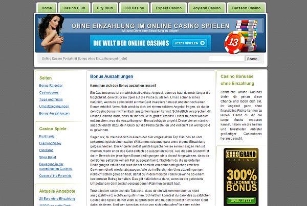 Mythos Bonus Auszahlungen