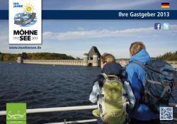 100 Jahre Staumauer und alle Facetten des Möhnesees