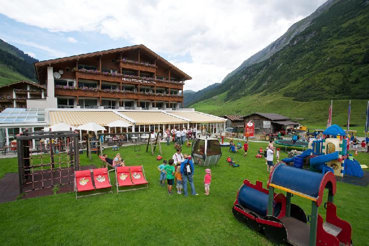 Das Gletscherhotel Hintertuxer Hof