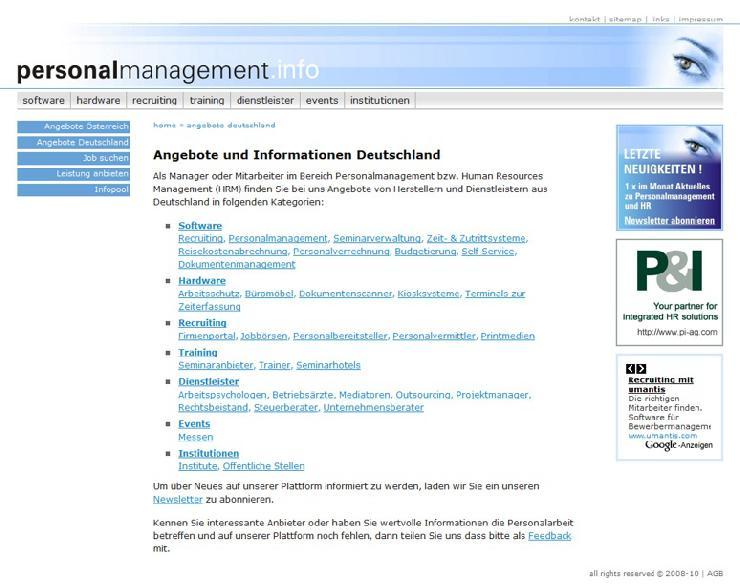 perbit setzt auf personalmanagement.info