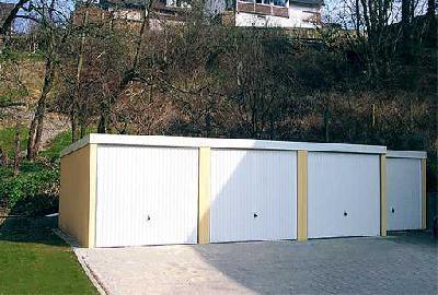 Garagenbau mit MC-Garagen: Bedarf an Garagen nicht vom Tisch wischen