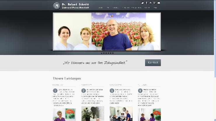 Seit 35 Jahren Zahnarzt in Mainz