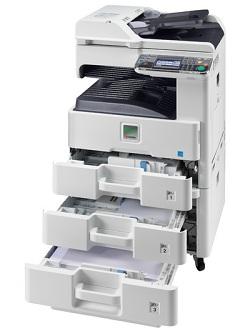 Kyocera FS 6525MFP: Allround-Multifunktionsgerät mit effizientem Toner