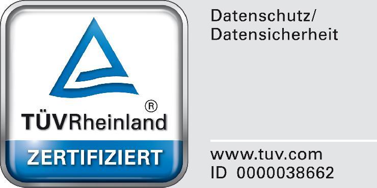 smartsteuer erhält TÜV Rheinland Zertifizierung