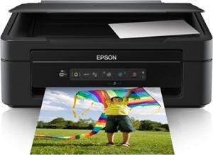 Epson Expression Home XP-205 mit Druckerpatronen für einzelne Farbtinten