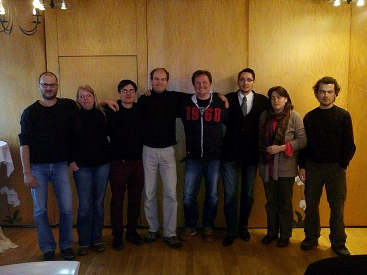 Erfolgreicher Bundesparteitag der NEIN!-Partei in Hannover