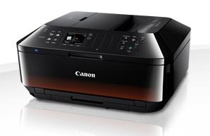 Canon PIXMA MX 925: Multifunktionssystem mit effizienten ChromaLife100+ Tintenpatronen