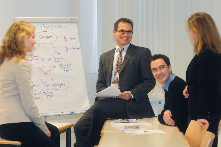 22./23. März 2013: Master-Infotag und GMAT-Seminar an der HHL Leipzig Graduate School of Management