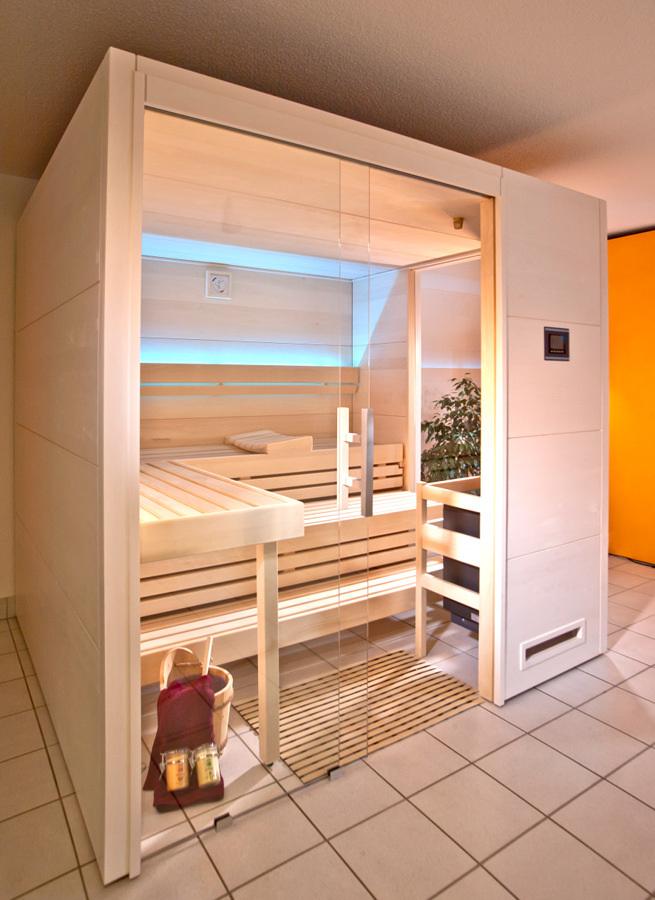 Exklusive Saunaanlagen für privat und gewerblich