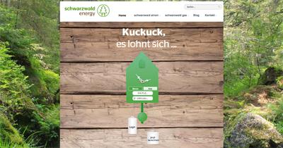 Neue Ökolinie der ENCW: schwarzwald energy
