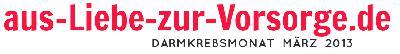 Deutschland geht aus Liebe zur Vorsorge - Anstieg der Neuerkrankungen erwartet