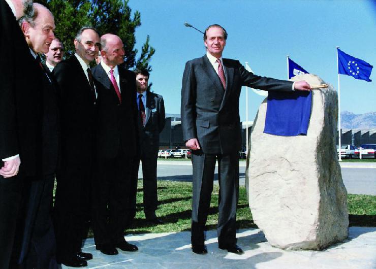 SEAT Martorell feiert 20-jähriges Jubiläum