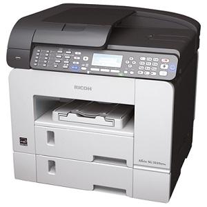 Der Ricoh Affico SG 3100SNw mit Druckerpatronen für mehr Farbe