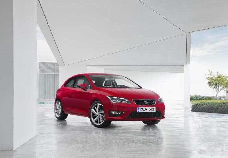 Weltpremiere des neuen SEAT Leon SC auf dem Genfer Auto Salon