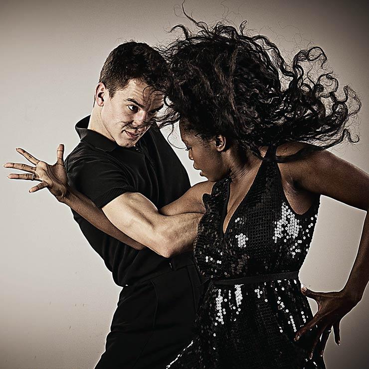 Tanzen mit den Stars beim Tanzfestival in Travemünde
