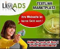 Textlinkmarktplatz - Limads.com