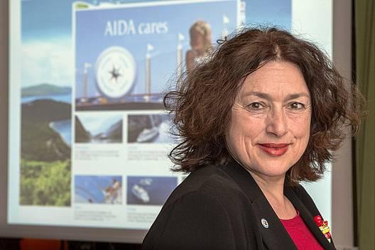 Kreuzfahrtreederei AIDA Cruises veröffentlicht Nachhaltigkeitsbericht 2013