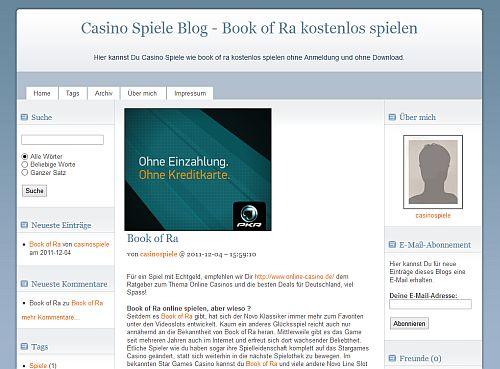 Kostenlose Spielangebote in Online Casinos