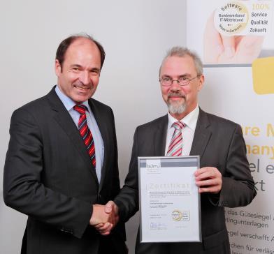 INNOVenture erhielt Gütesiegel des Bundesverbandes IT-Mittelstand (BITMi)