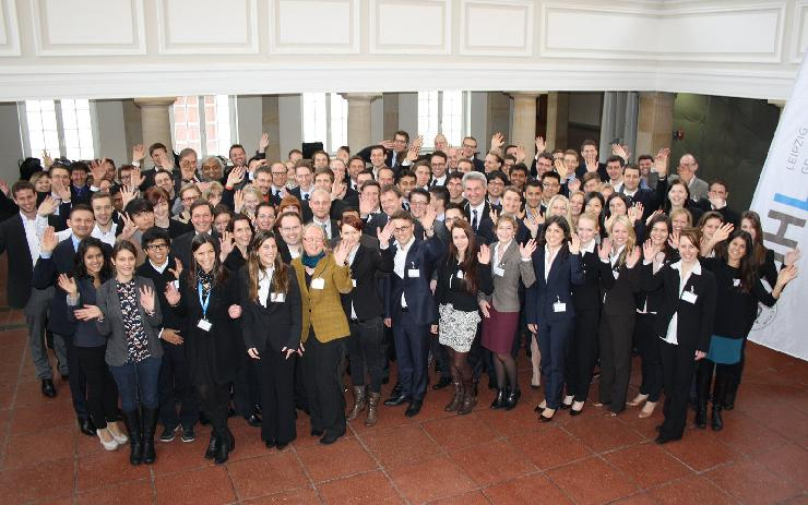 New Term with 85 Students Started at HHL Leipzig Graduate School of Management