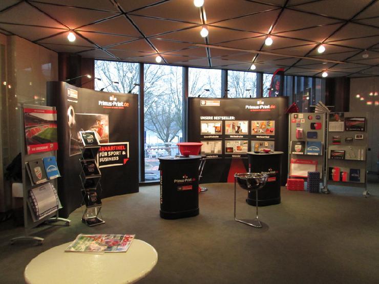 Primus-Print.de präsentiert sich erfolgreich auf dem SpoBiS 2013