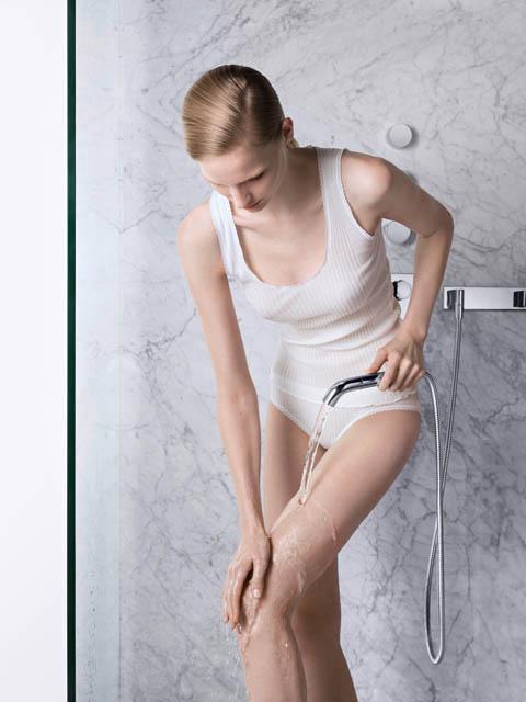 Spa(r)-Programm unter der Dusche: Den täglichen Energie-Kick klug genießen