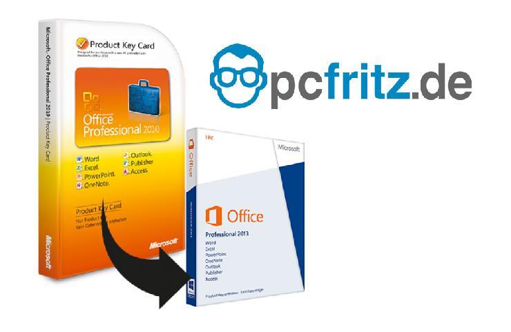 Online Händler pcfritz startet große Software Kampagne
