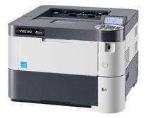 Der Kyocera FS-2100DN mit passendem Toner