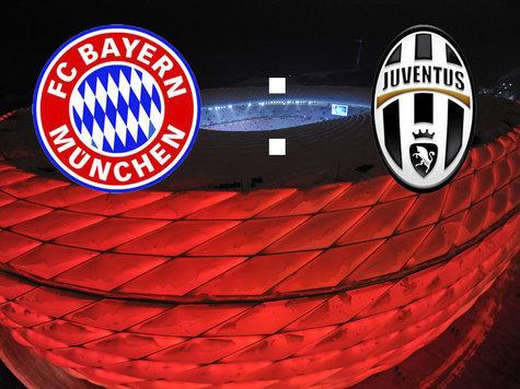 Bayern - Juventus Live Stream auf live-stream-live.se