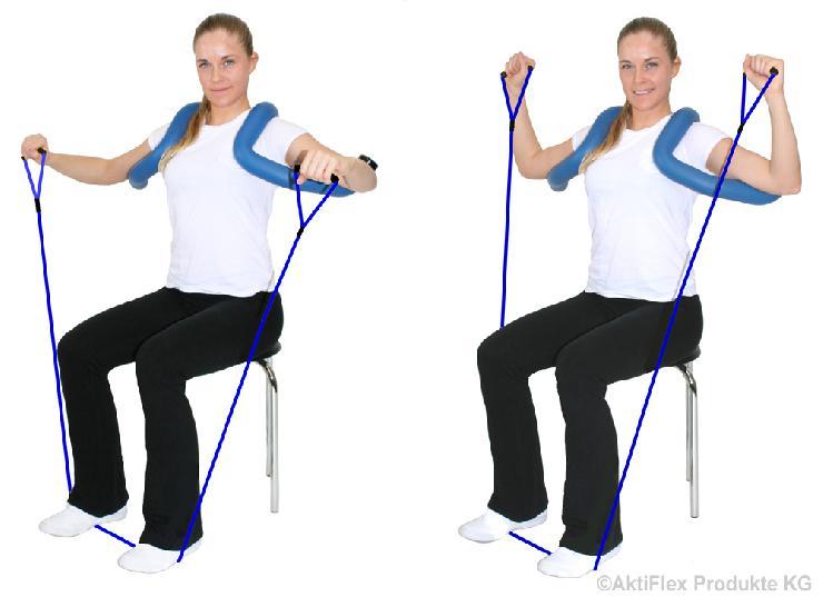 Innovatives Trainingsgerät kann Schulter-Operation verhindern!