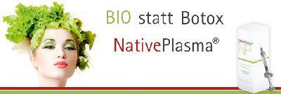 Bio statt Botox - Neuheit gegen Falten