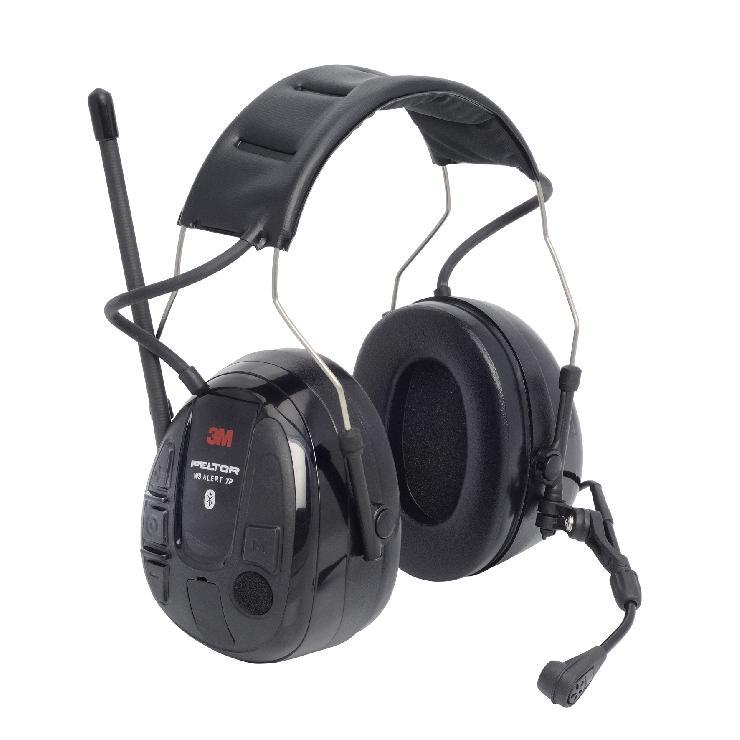 Optimaler Sound mit dem 3M Peltor Bluetooth-Headset WS Alert XP