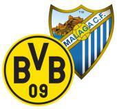 Dortmund BVB - Malaga Live Stream auf live-stream-live.se