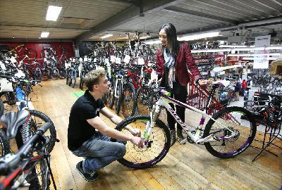 MHW Bike House, das große Radcenter in Schwäbisch Hall, führt seine Expansion konsequent fort.