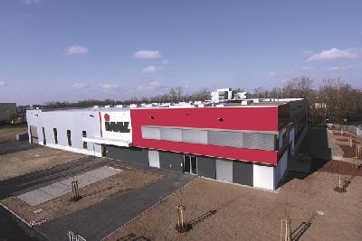 IML GmbH expandiert und eröffnet neuen Firmenkomplex