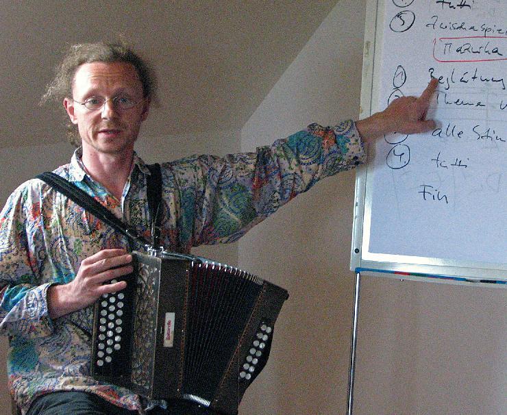 Diatonisches Akkordeon - Workshops für wechseltönige Handharmonika auf BURG FÜRSTENECK