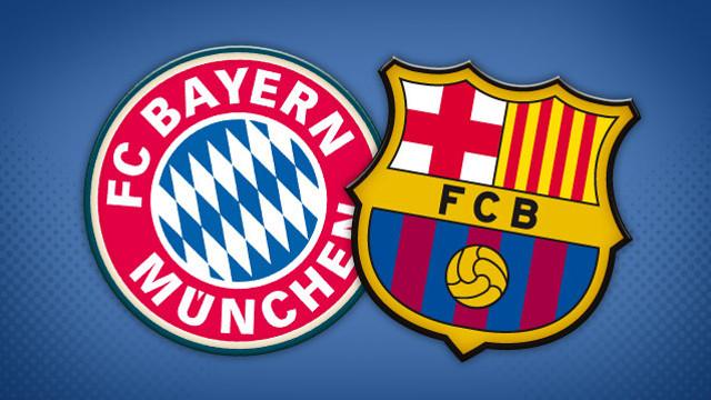 FC Bayern München - Barcelona Live Stream auf live-stream-live.se