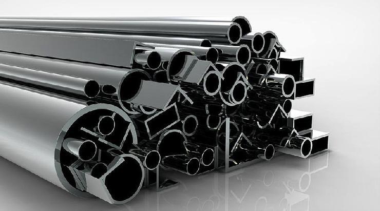 Moderne Aluminiumverarbeitung