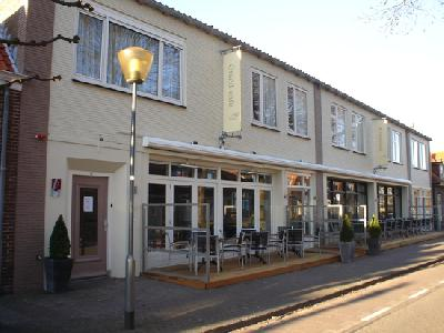 Hotel Grand-Café Restaurant Anno Nu in Oostkapelle Zeeland