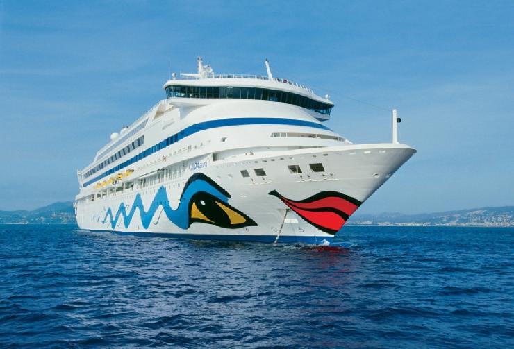 Kreuzfahrtschiff AIDAaura: Ein weiteres Plus für die Umwelt