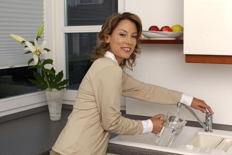 Trinkwasser: Guter Durstlöscher auch in Büro und Kantine