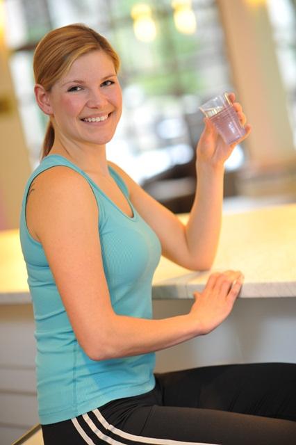 Beim Sport: Magnesiumverlust schnell wieder ausgleichen