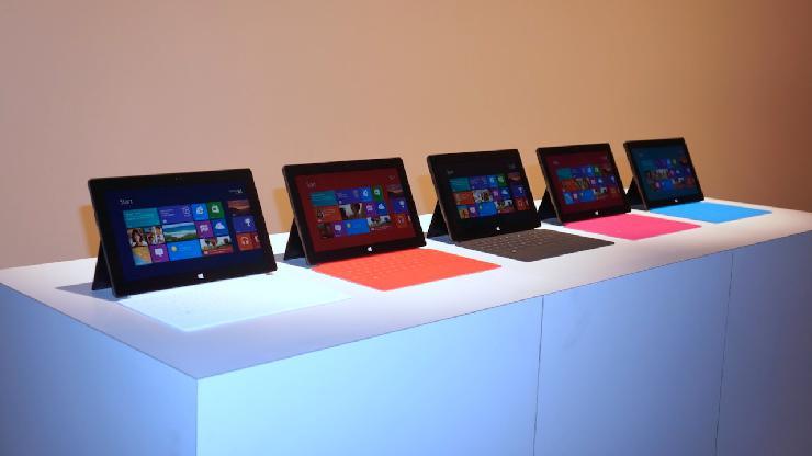 Microsoft Surface: Neue Tablet-Generation bereits im Juni 2013