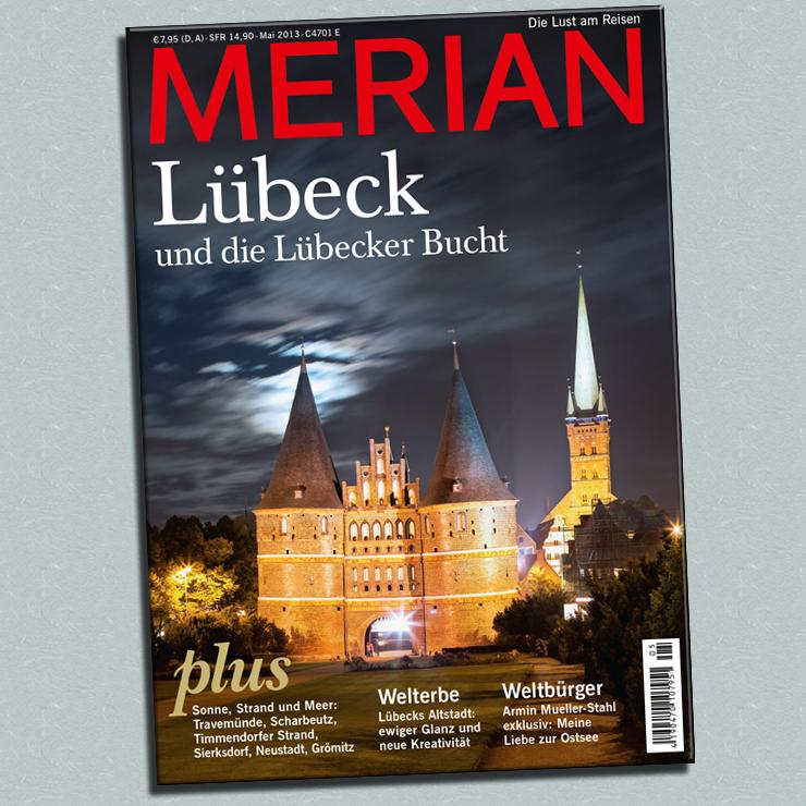 Neu: MERIAN Lübeck und die Lübecker Bucht