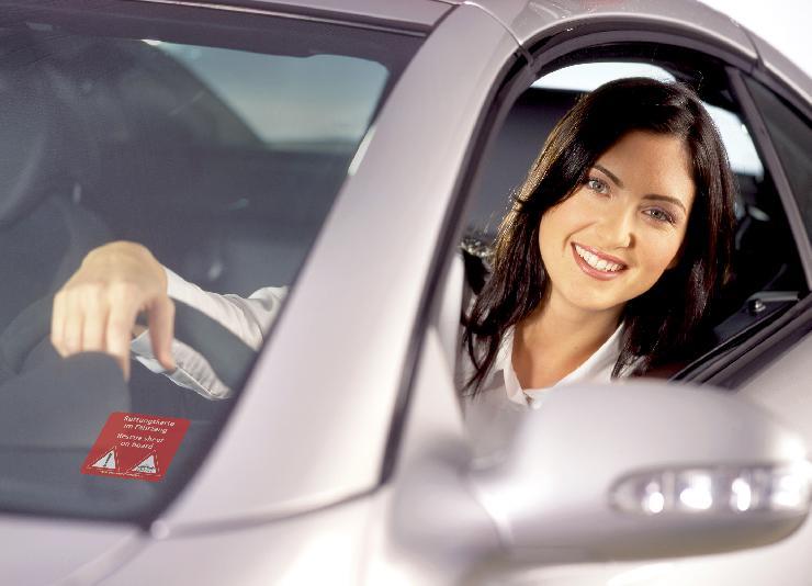 GTÜ: Rettungskarte im Auto sorgt im Notfall für schnelle Hilfe