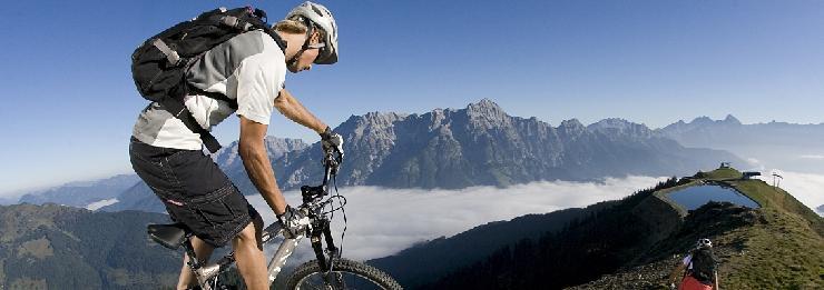 Mountainbiken auf Weltmeisterlichem Niveau