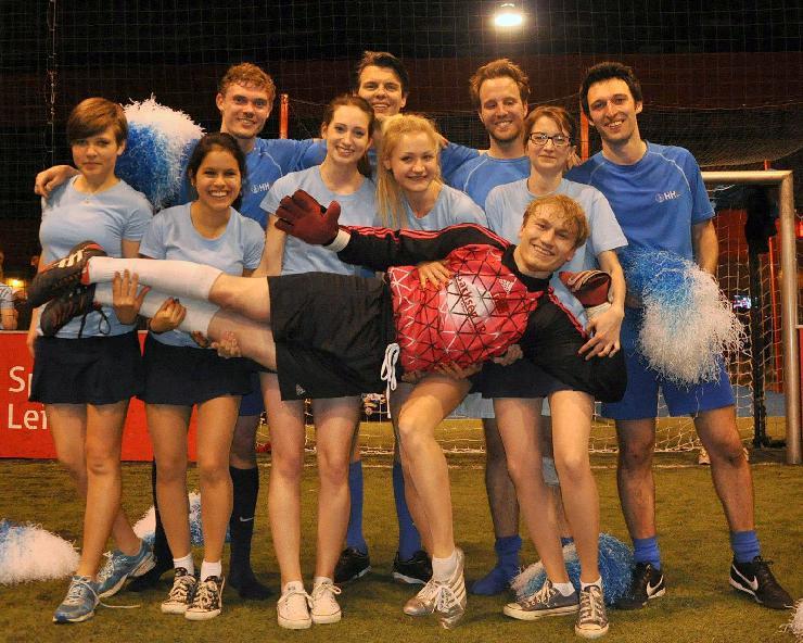 XVII. European Ivy League: Studenten aus Bratislava gewinnen europäisches Fußballturnier