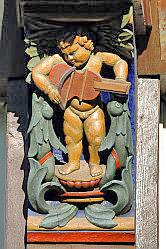 Die Schlüsselfidel in Hildesheim